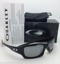 Polarized OAKLEY Sunglasses FIVES SQUARED OO9238-06 54-20 Black w/ Black Iridium
