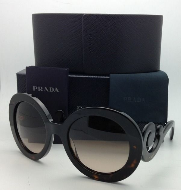 3b72186cfc1d New PRADA Sunglasses SPR 27N 2AU-6S1 55-22 and 50 similar items