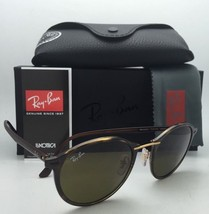 New RAY-BAN Tech Series Sunglasses RB 4242 710/73 Havana Tortoise w/Brown Lenses
