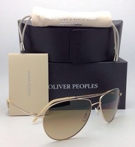 Photochromic Oliver Peoples Sunglasses Benedict Ov 1002-S 5242/51 Gold w/ Brown - $399.99
