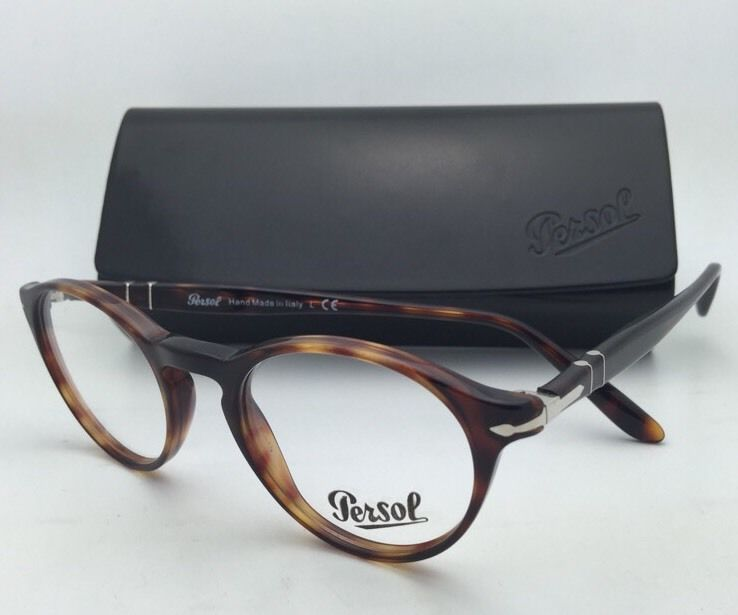39c7f679c7 New PERSOL Rx-able Eyeglasses 3092-V 9015 and 50 similar items