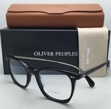 New Oliver Peoples Eyeglasses L.A. Coen Ov 5297U 1492 49-20 Black Frame w/ Clear - $299.99