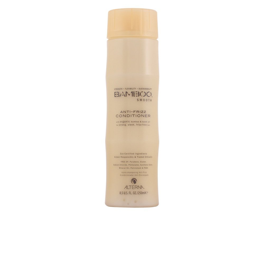 Alterna Bamboo Smooth Anti-Frizz Unisex Conditioner, 8.5-Ounce