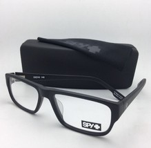 New SPY Optic Eyeglasses OWEN 53-16 140 Matte Black Frame w/ Spring Hinges - $179.95