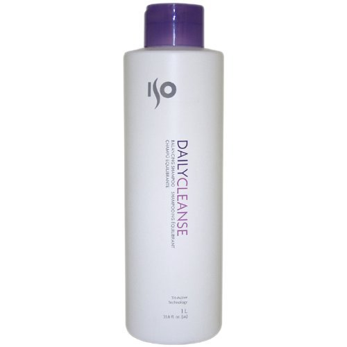 ISO Daily Cleanse Balancing Shampoo, 33.8 Ounce