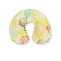 Vintage Hot Air Balloons Travel Neck Pillow - $21.99+