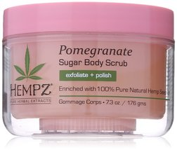 Hempz Pomegranate Body Scrub - $8.82