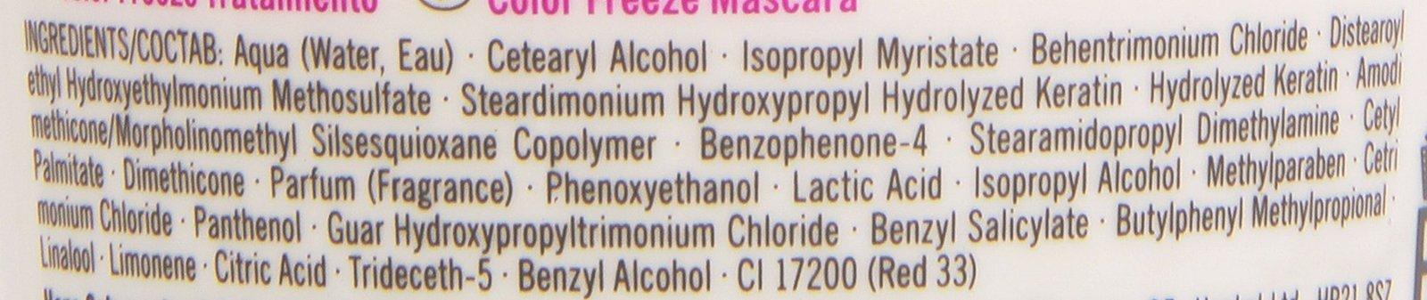 BC COLOR FREEZE treatment 200 ml