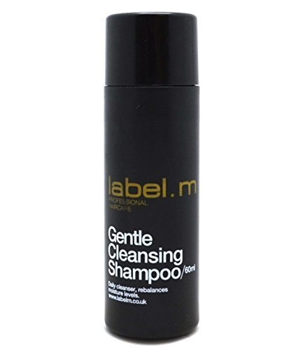 LABEL.M GENTLE CLEANSING SHAMPOO, 60 ml.