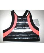 NWT New Black White Athleta Orange Top Swim M S... - $74.00
