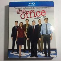 The Office: Season Six (Blu-ray Disc, 2010, 4-Disc Set) - $7.66