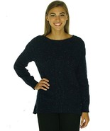 Tommy Hilfiger Cable Knit Crew Neck Pullover Sweater, Masters Navy, XL - $32.80