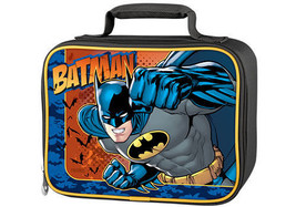 BATMAN INSULATED LUNCHBOX. Includes a Batman water bottle! - $19.95