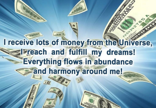 Receive Unexpected Money Spell Casting Lottery Job Scratch Tickets Gambling