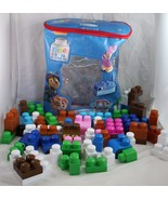 IONIX Jr. PAW Patrol Block Set Assorted 81 pieces with Bag - $28.70