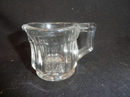 Small Heisey Individual Crystal Creamer - $10.39