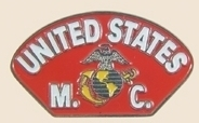 12 Pins - UNITED STATES MARINE CORPS USMC pin sp140