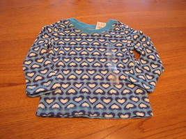 The Children's Place girls 12 month L/S shirt NWT NEW blue long sleeve**... - $5.93