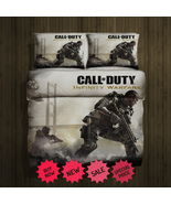 Call Of Duty Infinite Warfare Blanket  & 2 Pillow Cases #110733211,11587... - $83.00