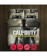 Call Of Duty Infinite Warfare Blanket Large & 2 Pillow Cases #110740483,... - $83.00