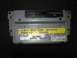 11 12 13 Bmw 328i Navigation Radio Cd #9321499 *See Item Description* - $272.25