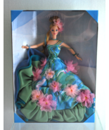Limited Edition Claude Monet Water Lily Barbie Mattel  MIB NRFB - $41.25
