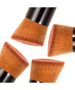2 Pcs Makeup Brushes Liquid Powder Foundation Cosmetic Concealer Face Fl... - $4.18