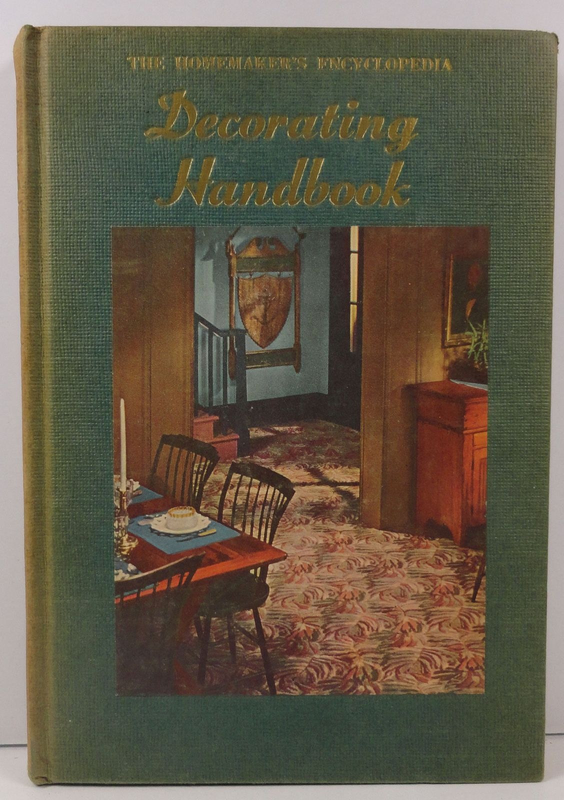 Primary image for Decorating Handbook Homemakers Encyclopedia Miriam B. Reichl