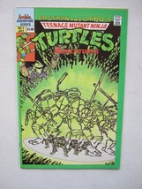 Eastman & Laird's Teenage Mutant Ninja Turtles Adventures #3 Archie 1989... - $9.79