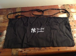 NEW NY Yankees Black Waist Apron