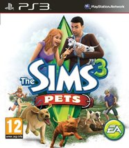 The Sims 3: Pets - Playstation 3 [video game] - $24.19