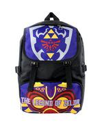 Legend of Zelda Series Backpack Schoolbag Daypack Bookbag Blue Scene - $32.99