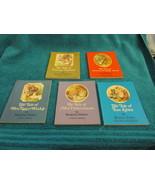 Set of Five Beatrix Potter Mini Books - $5.99