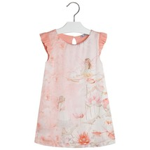 Mayoral Little Girl 2-9 Garden Fairy Printed Dress