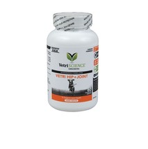 Vetri Hip + Joint Canine Formula - 60 Chewable Tablets - $31.04