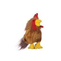Look Who's Talking - Rooster Dog Toy - Makes Rooster Calling Noise! - $14.17