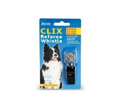 Clix Referee Training whistle for Dogs - Recall Training & Distance Control - $9.86