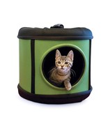 Mod Capsule Bed playhouse & carrier for Cats - simply zips - transport c... - $74.76