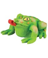 Squeeze Meeze Toys  Frog for Dog Toy - L - squeaks - dogs occupied for h... - £11.46 GBP