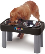 "Big Dog Feeder for Dogs & Pets - 16"" H - Raised Eating Station - High Quality - $79.90"
