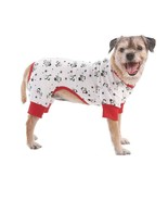 Holiday style Snowmen Pajama for Dogs - XS - S - M - Comfortable  PJ's - $15.99+