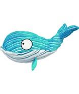 KONG Cuteseas Whale for Dog Toy - M - cuddling soft - crinkle sound - sq... - £8.89 GBP