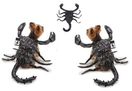 Scorpion Halloween Dog Costume for Dogs - Each - L - Realistic Details - $34.15