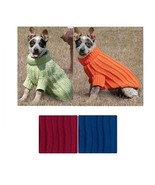 Cable Knit Sweaters for Dogs - XS - XL - Handmade cable knit sweaters - $17.72+