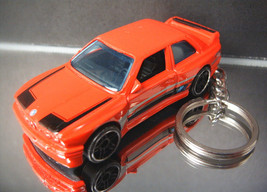 BMW Key Chain Ring Red 1992 M3 Coupe Fob 2 Door - $14.54