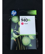 HP 940XL Magenta High Yield Ink Cartridge C4908A  - $13.81