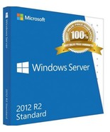 Windows Server 2012 Standard Version R2 | OFFICIAL | Lifetime Edition - $27.54
