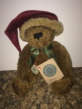 "Retired Boyds Bear Elf Elvin 10""  with Jointed Body - $11.65"