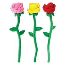 Plush Rose 21 Inch