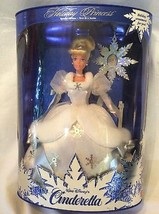 Holiday Princess Walt Disney's Cinderella 1996 Barbie Doll - $19.79